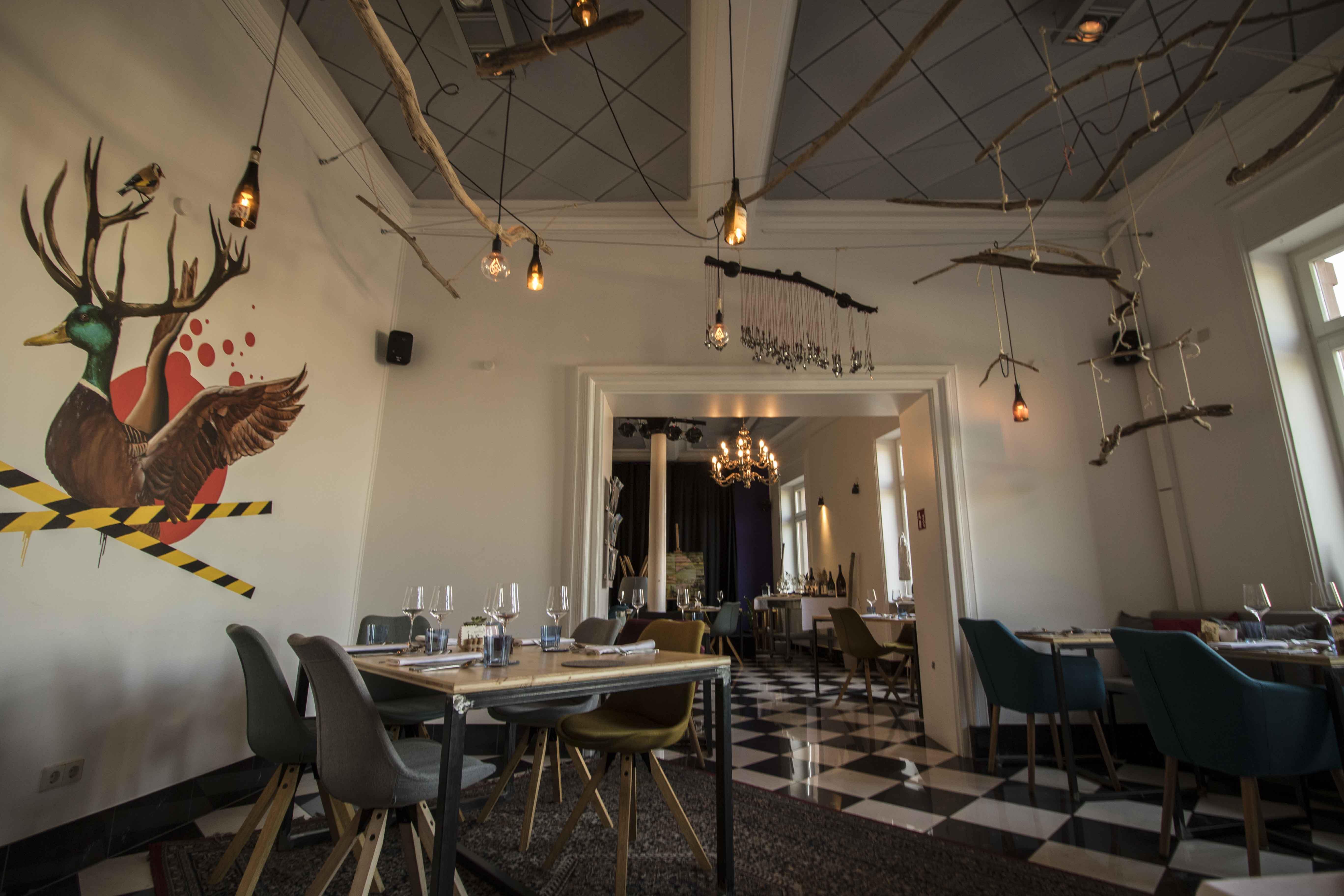 Home fundament restaurant in mannheim for Gutes restaurant mannheim