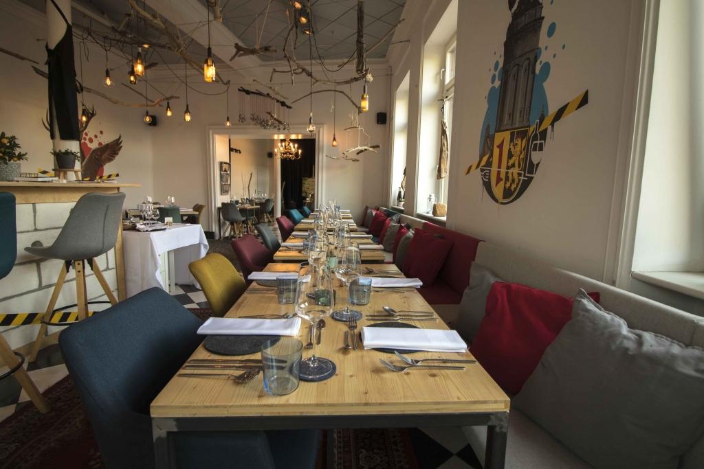 Gute Restaurants Mannheim