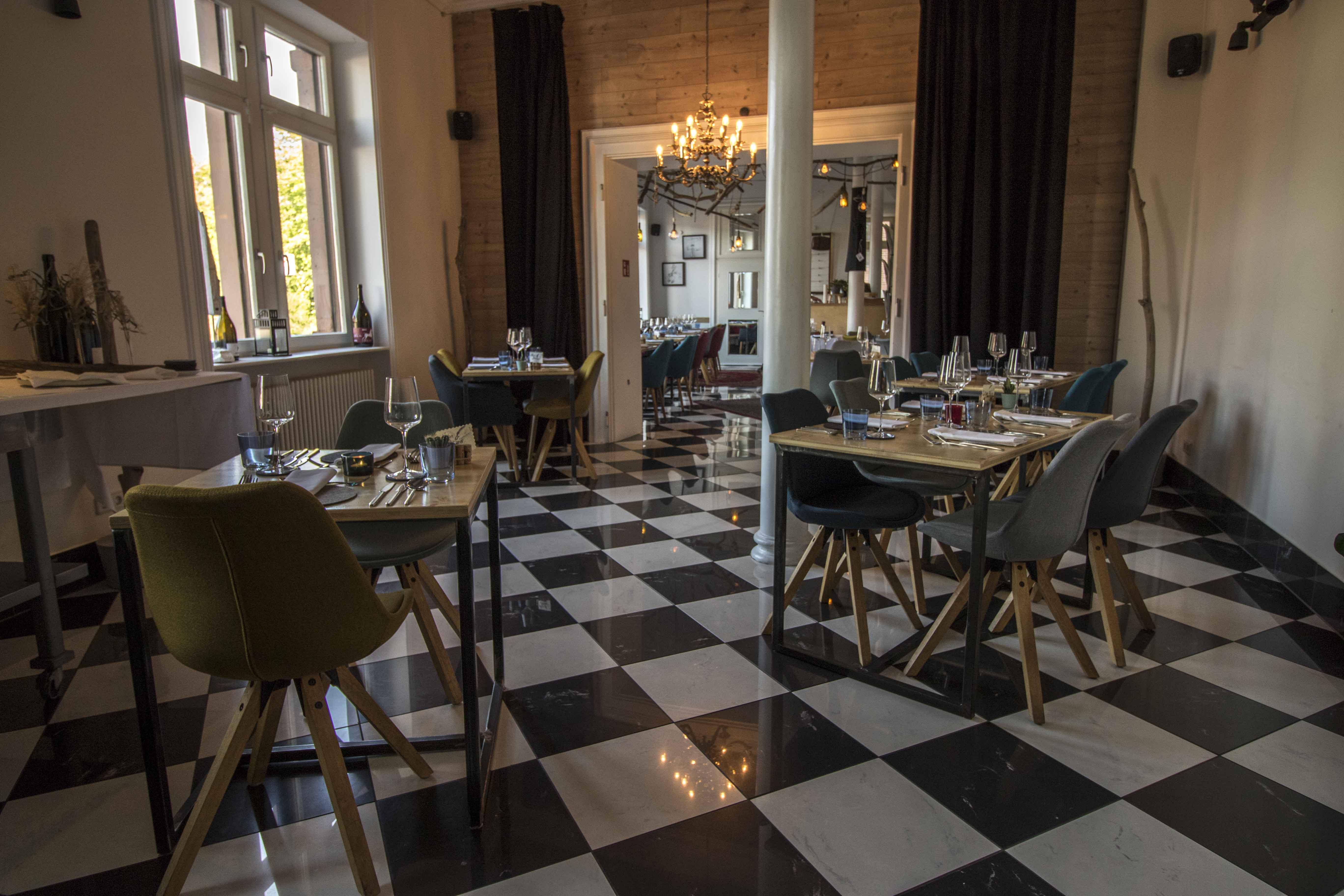 Die kuche mannheim jungbusch speisekarte for Kuche restaurant
